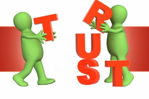 ネットビジネス成功法則:信頼の貯金をする